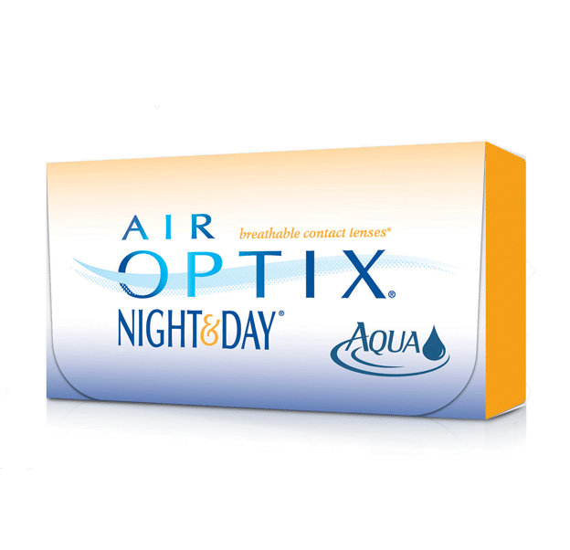 Air Optix Aqua Night and Day Box