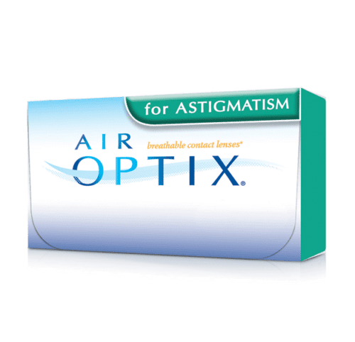 Air Optix Astigmatism Box