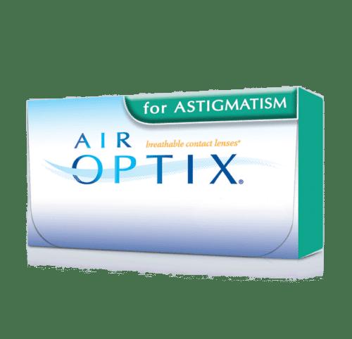 Air Optix Astigmatism Box