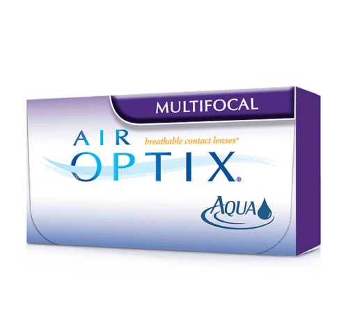 Air Optix Aqua Multifocal Box