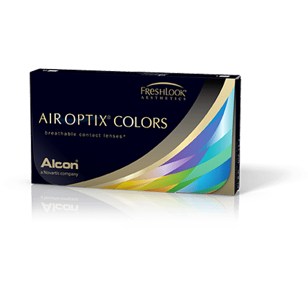 Air Optix Colors Box