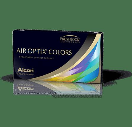 Air Optix Colors Box