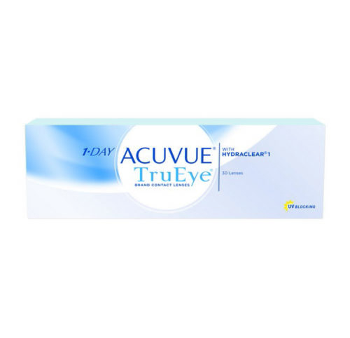 Acuvue TruEye Product Box