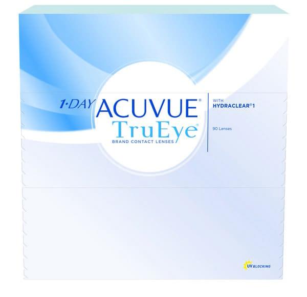 Acuvue TruEye Product Box