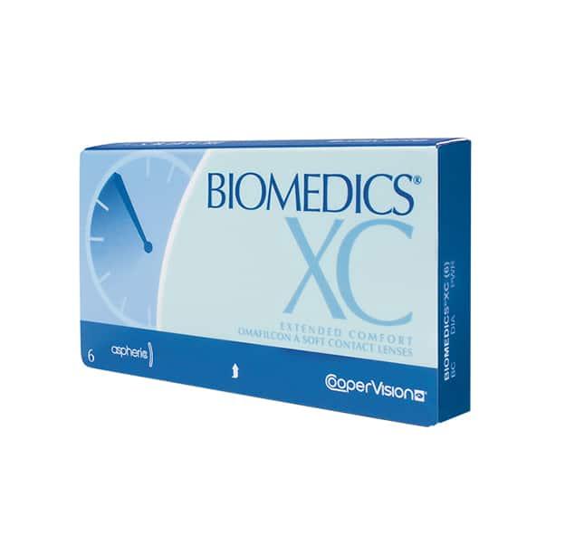 CooperVision Biomedics XC Box