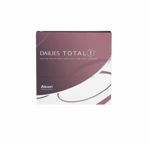 Alcon Dailies Total1 Product Box 90 Pack
