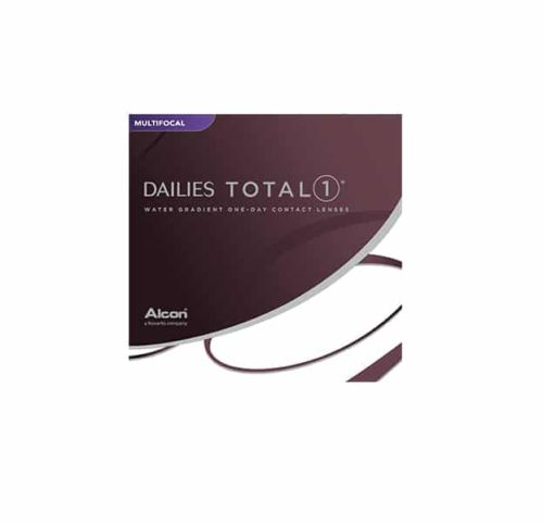 Alcon Dailies Total1 Multifocal Product Box 90 Pack